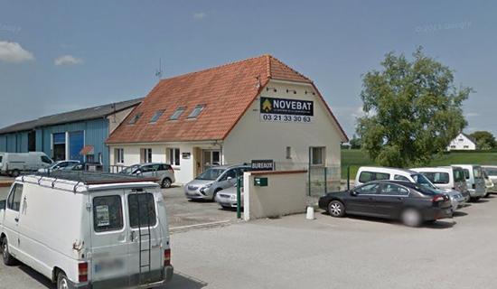Entreprise de bâtiment à Colembert